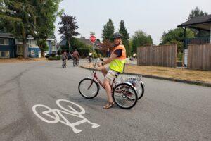Maple Ridge 101 Ride 1