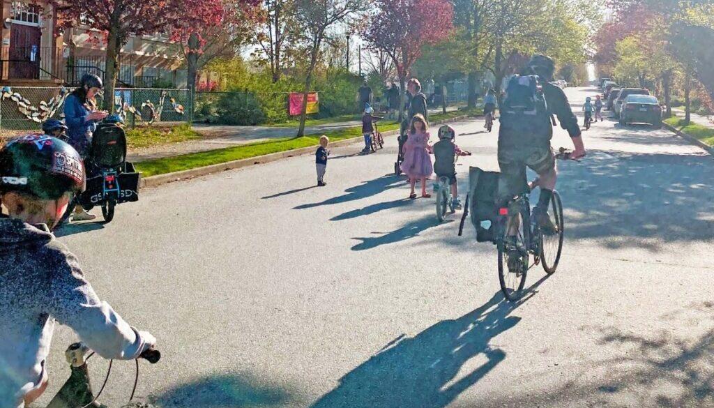 Vancouver School Streets 1